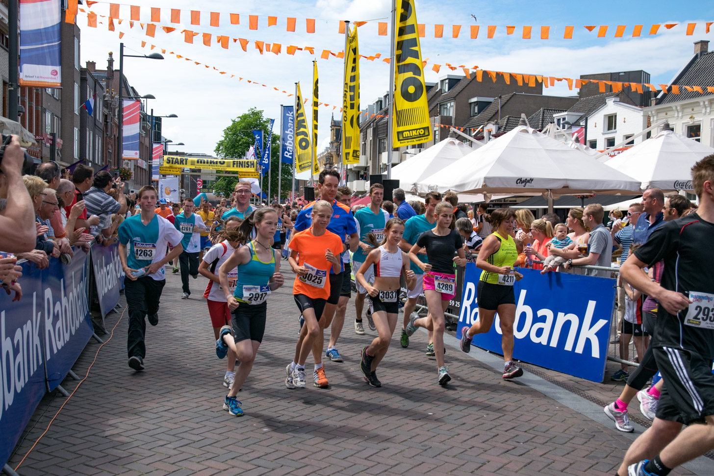 de Halve Marathon